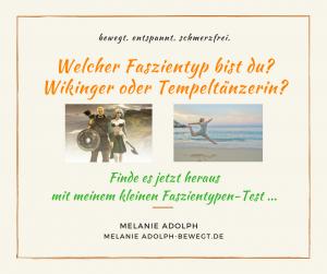 Bist du ein Wikinger oder eine Tempeltänzerin?