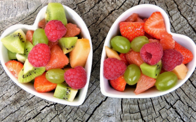 Verbindung von Ernährung und Rückenschmerzen