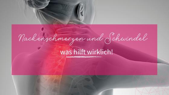 Melanie Adolph_Schwindel und Nackenschmerzen - was wirklich hilft!