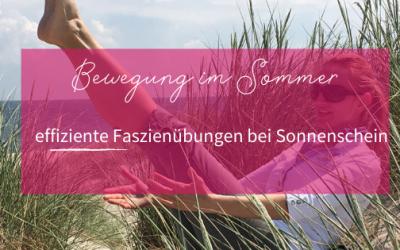 8 Bewegungstipps für den Sommer